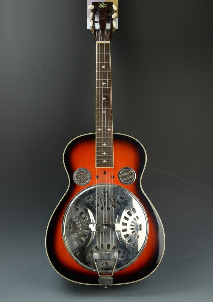 Rogue Resonator Guitar