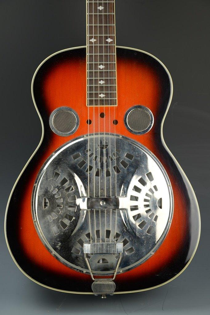 Rogue Resonator Guitar - 2