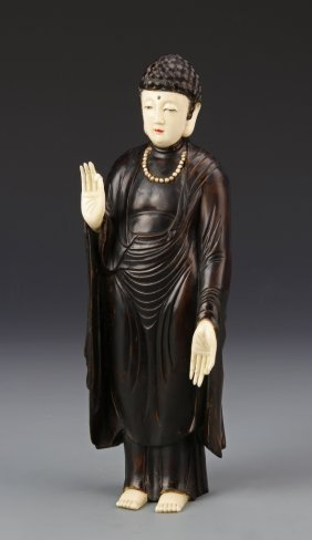 Chinese Wood Guanyin