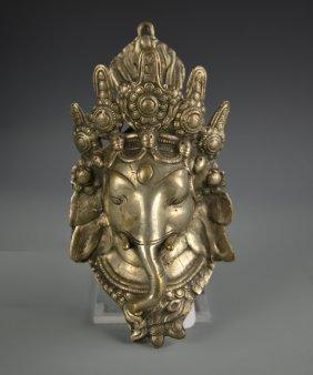 Indian Elephant Bronze