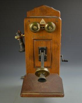 Guild Telephone Novelty Radio