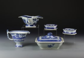 Five Chinese Export Items