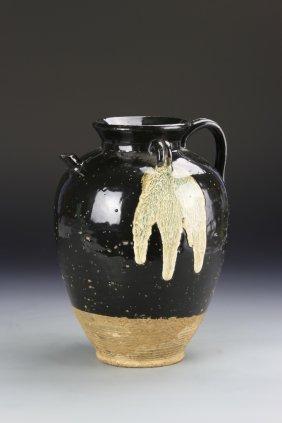 Chinese Ding Yao Jar