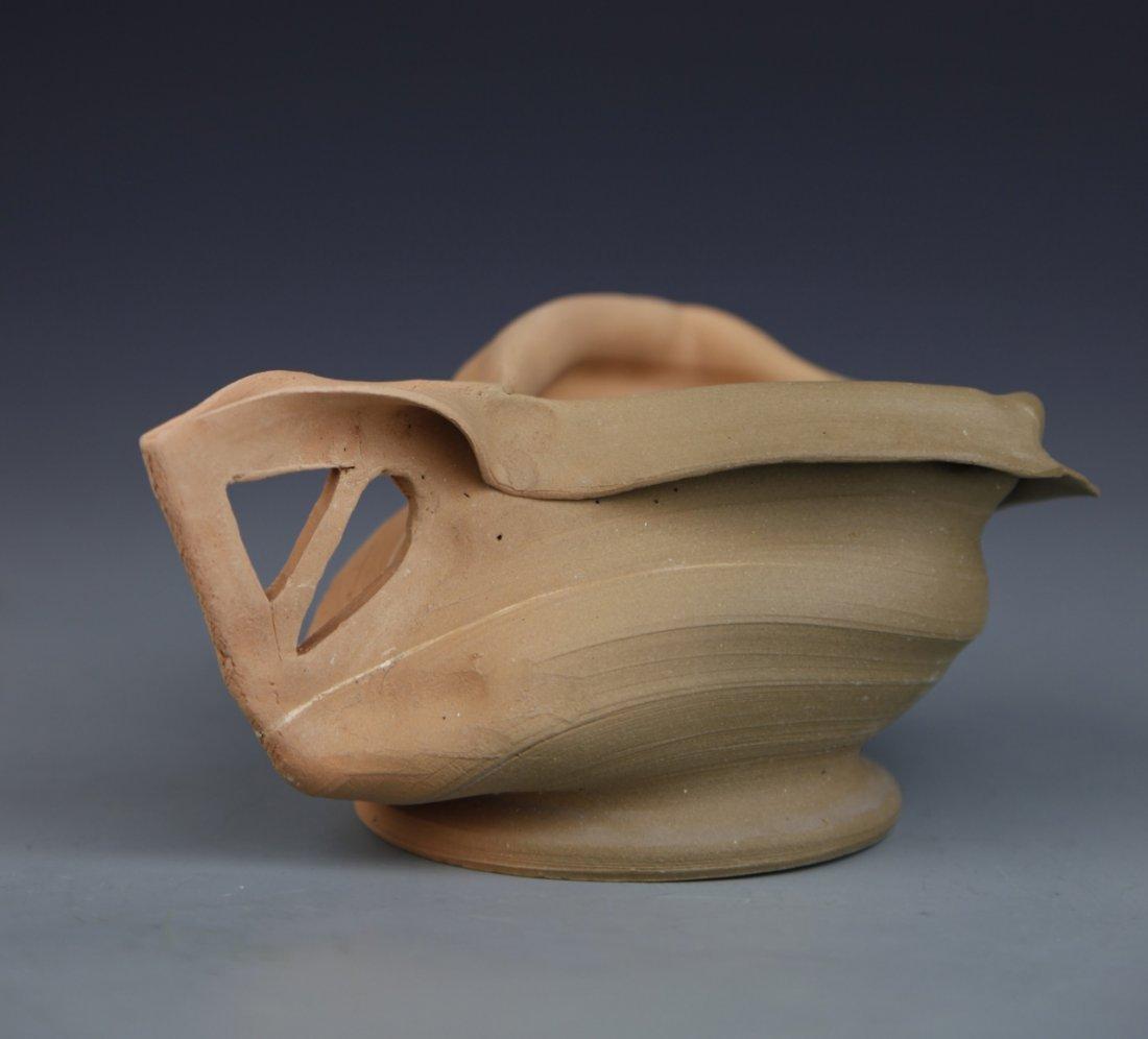 Art Pottery Ewer - 2