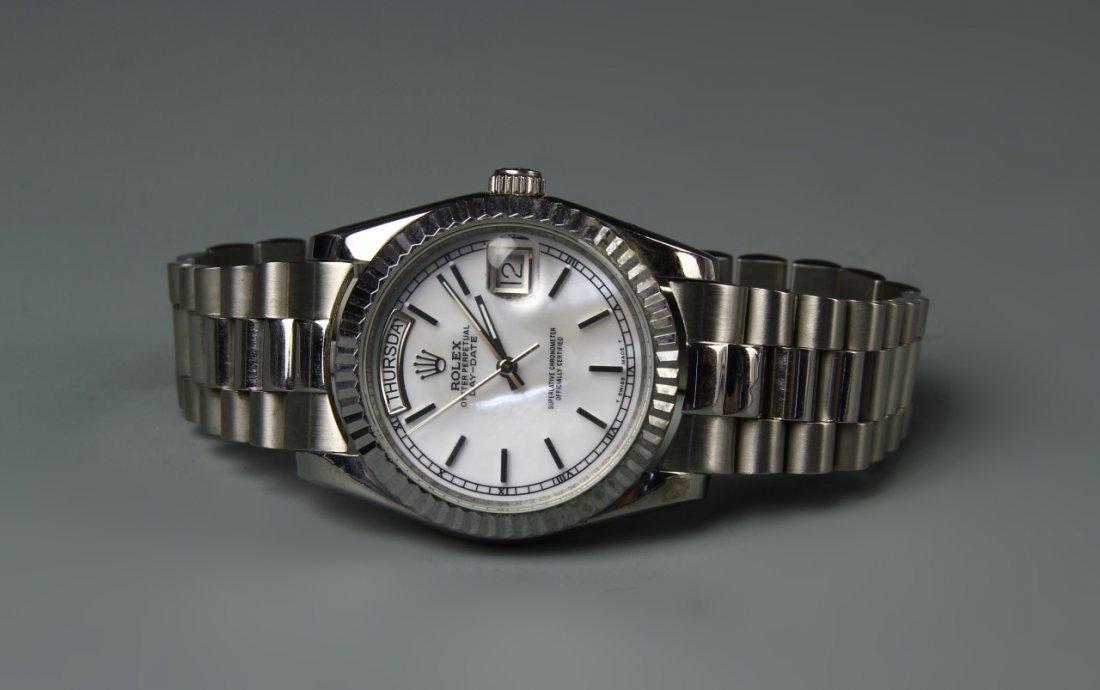 Wrist Watch Marked Rolex