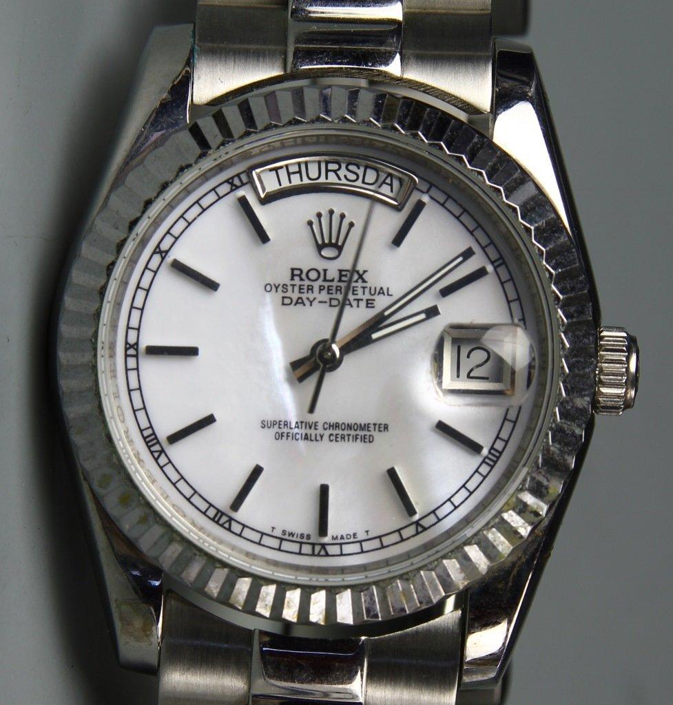 Wrist Watch Marked Rolex - 2