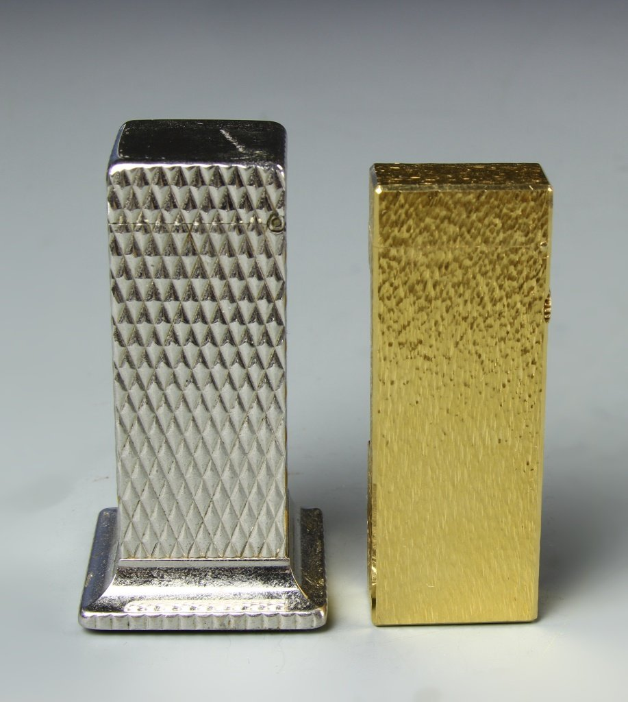 Two Dunhill Lighters - 2