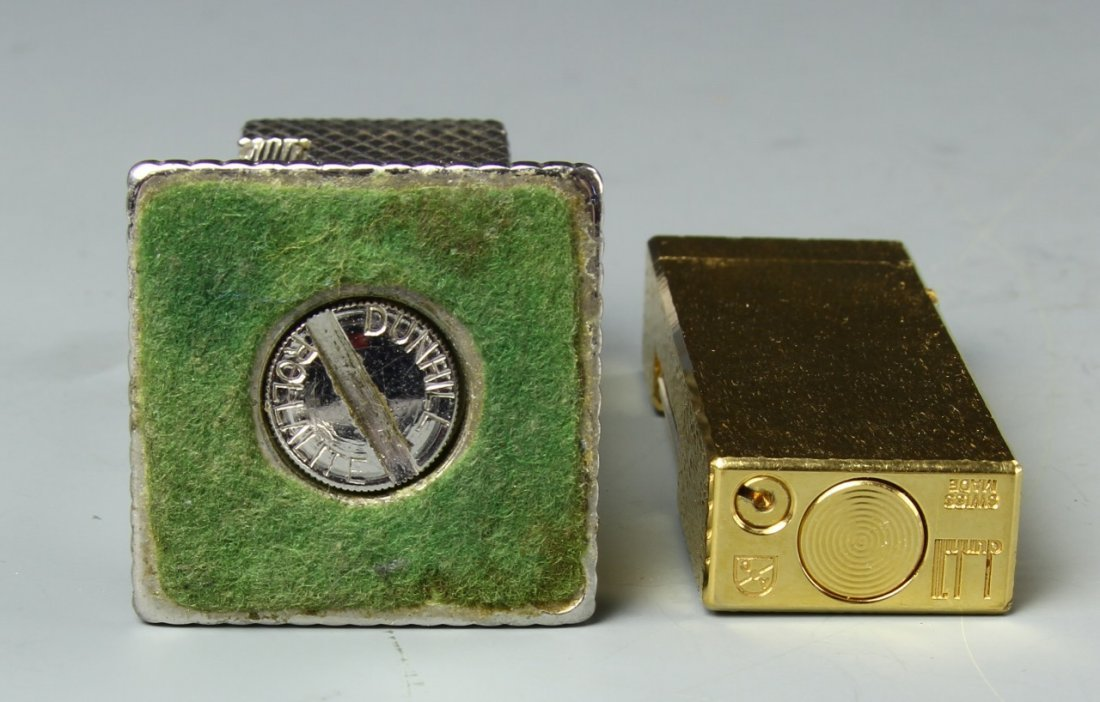 Two Dunhill Lighters - 3