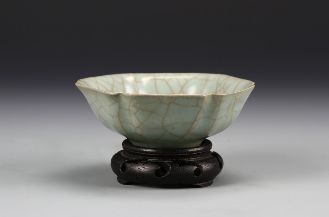 Chinese Lung Quan Bowl