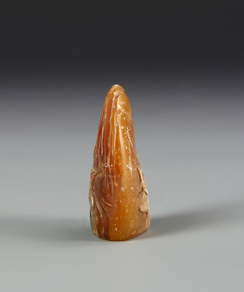 Chinese Shoushan Stone Seal Chop - 3