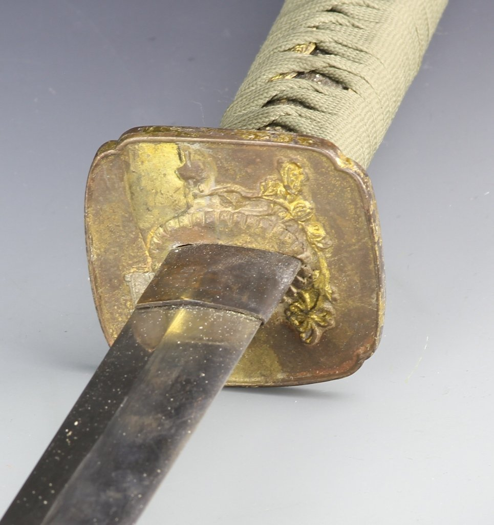 Japanese Samurai Sword - 3
