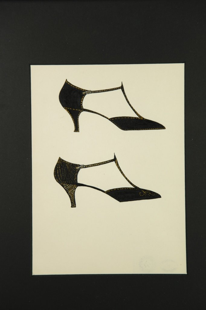 Andy Nachel Sketch Ink On Paper - 3