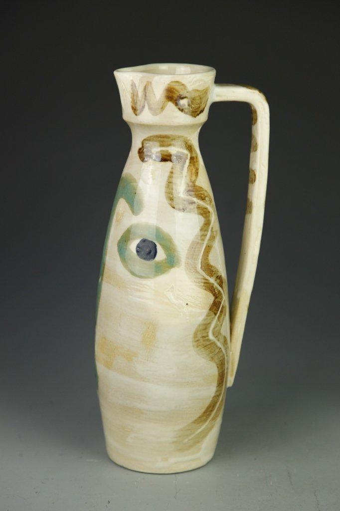 Picasso Ceramic Pitcher - 5