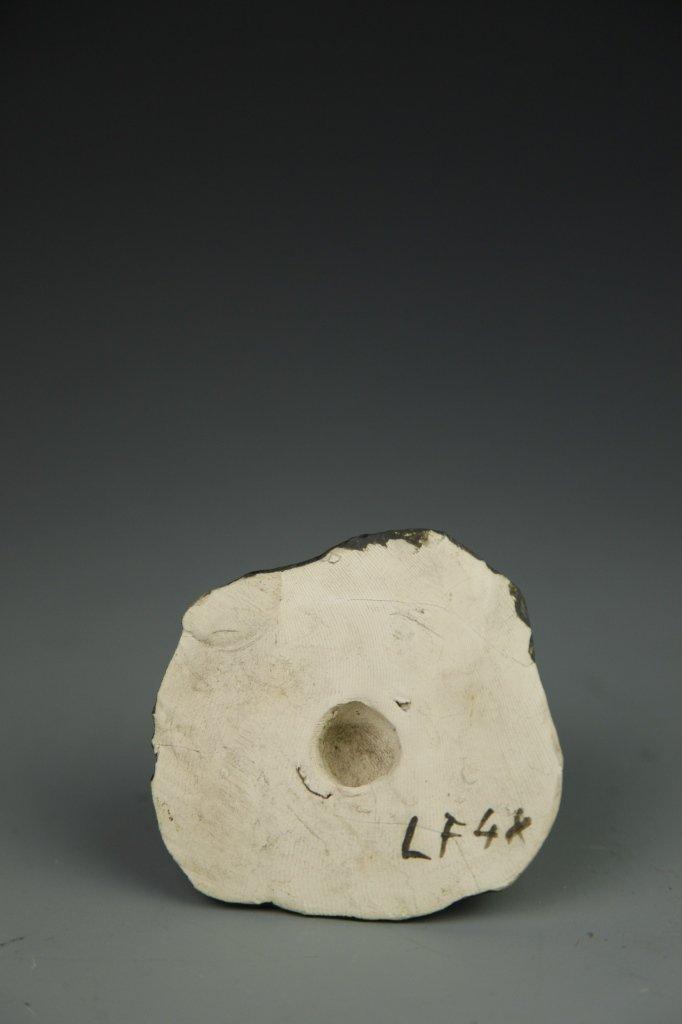 Lucio Fontana Ceramic Sculpture - 2