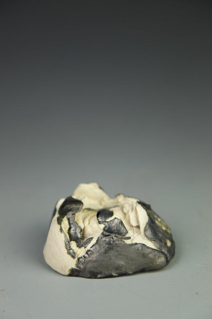 Lucio Fontana Ceramic Sculpture - 4