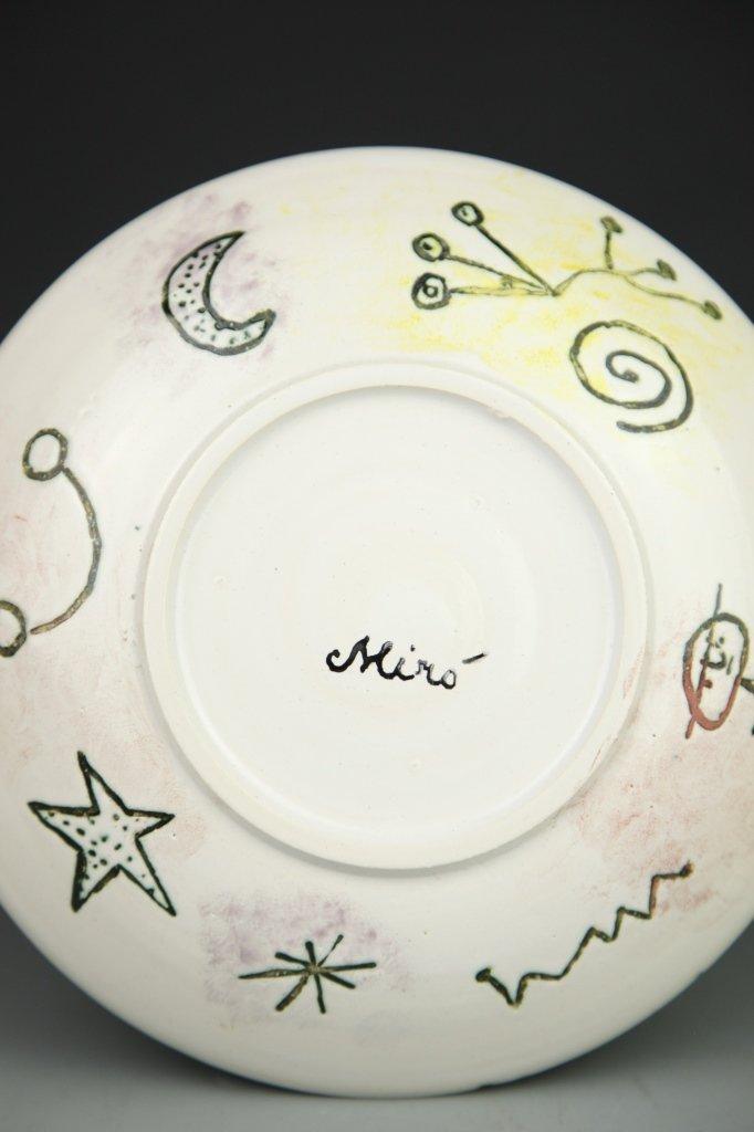 Miro Ceramic Plate - 2
