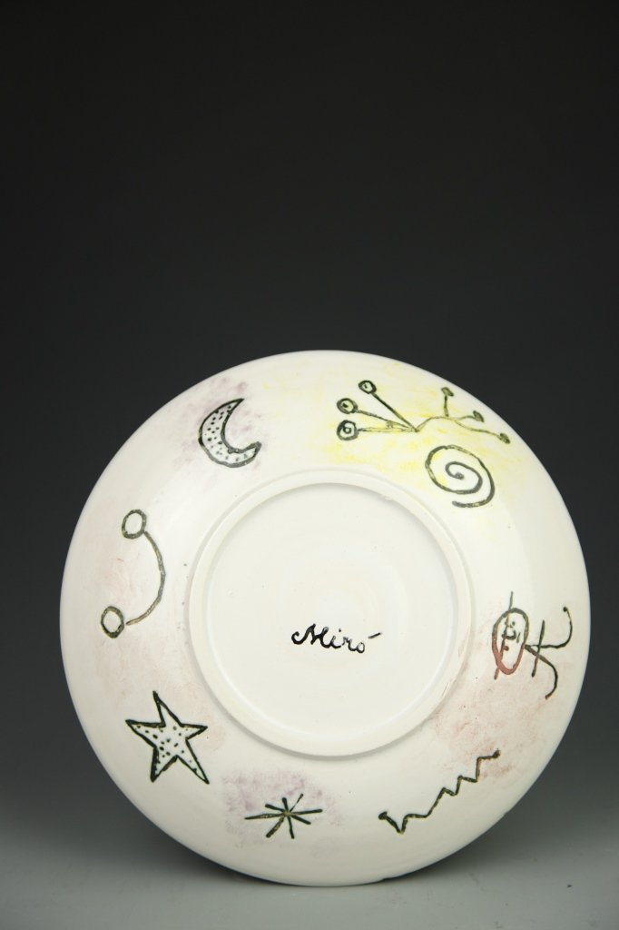 Miro Ceramic Plate - 3