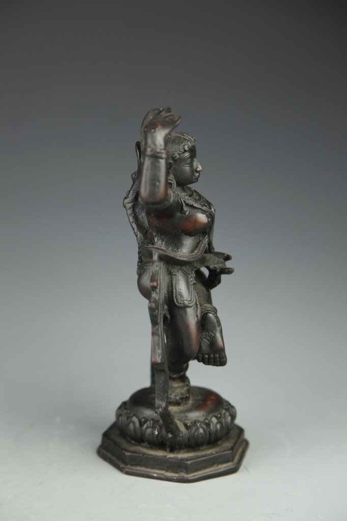 Two Indian Buddha Statures - 4
