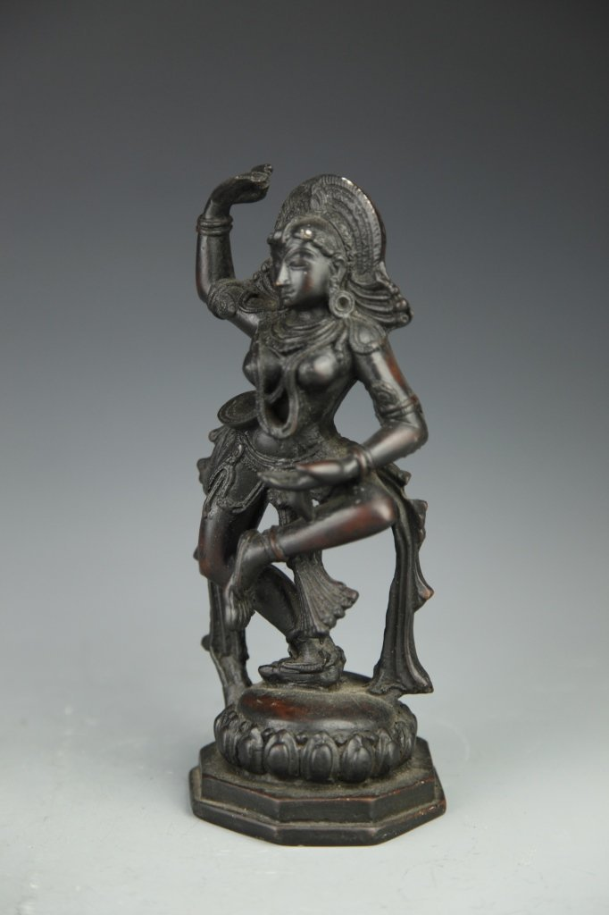 Two Indian Buddha Statures - 6