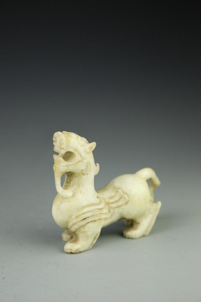 Chinese Jade Mythical Beast