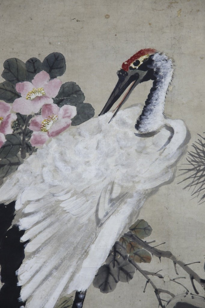 Chinese Scroll Painting, Weng Yin Fang - 2