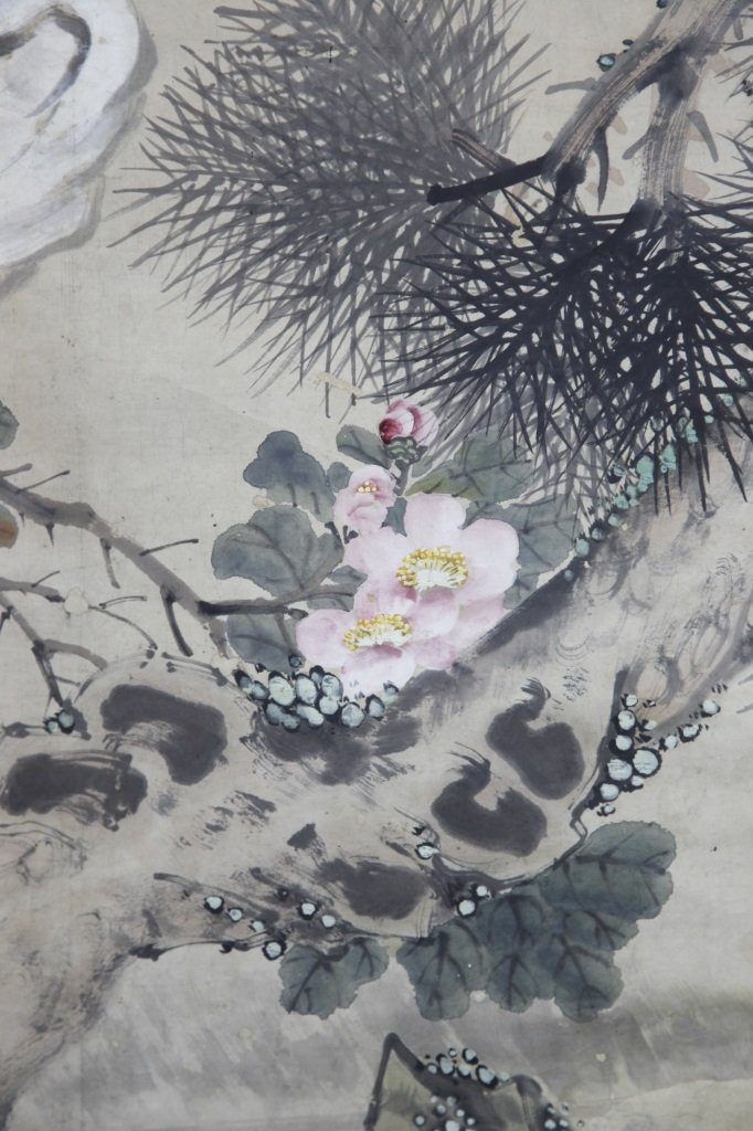 Chinese Scroll Painting, Weng Yin Fang - 3