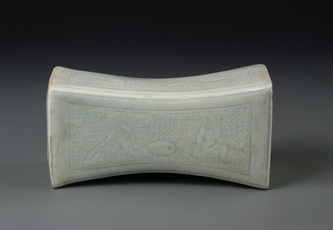 Chinese Ying Qing Pillow - 3