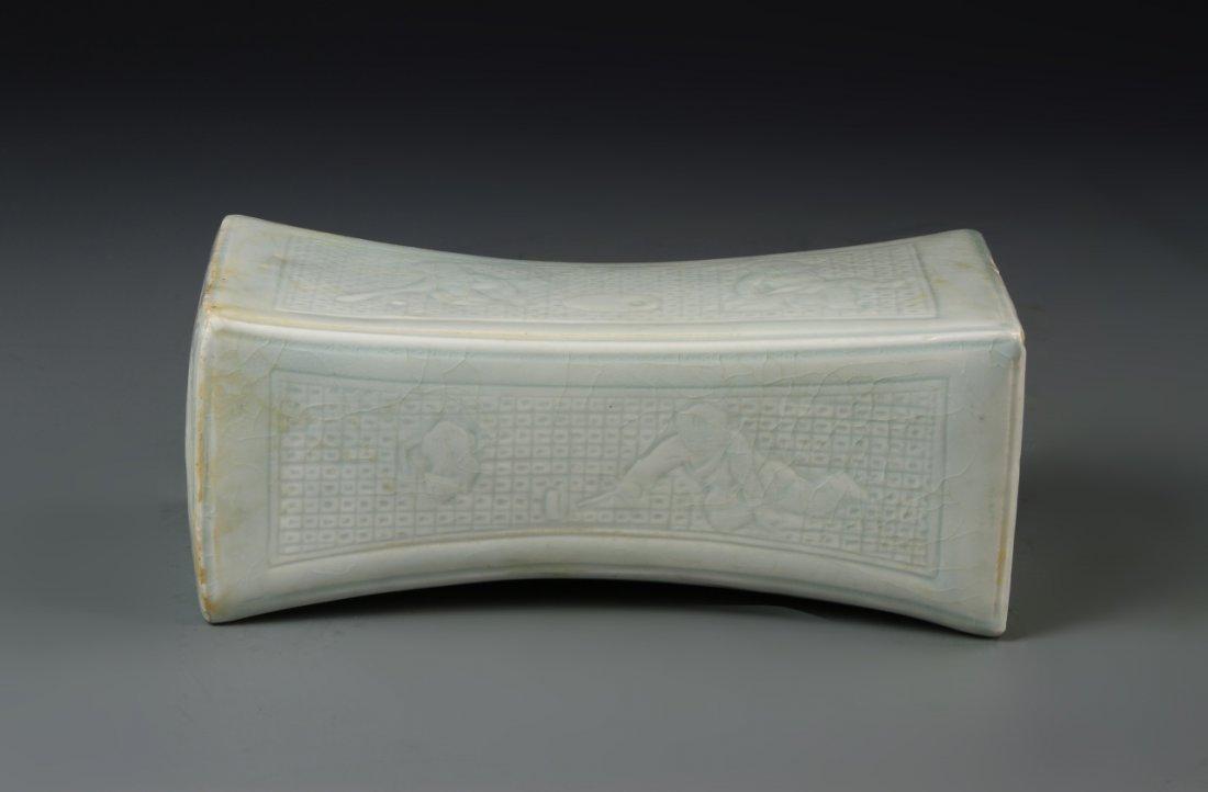Chinese Ying Qing Pillow - 4