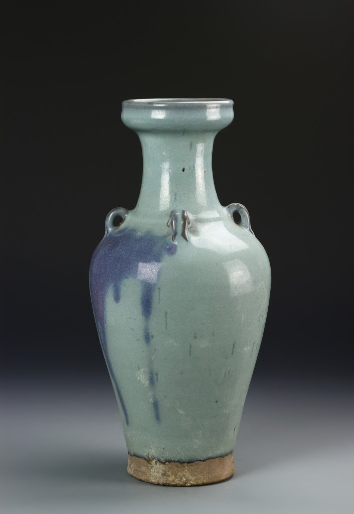 Chinese Jun Yao Vase