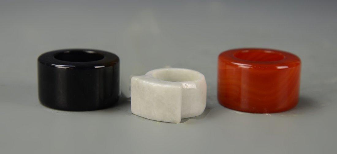 Chinese Thumb Rings