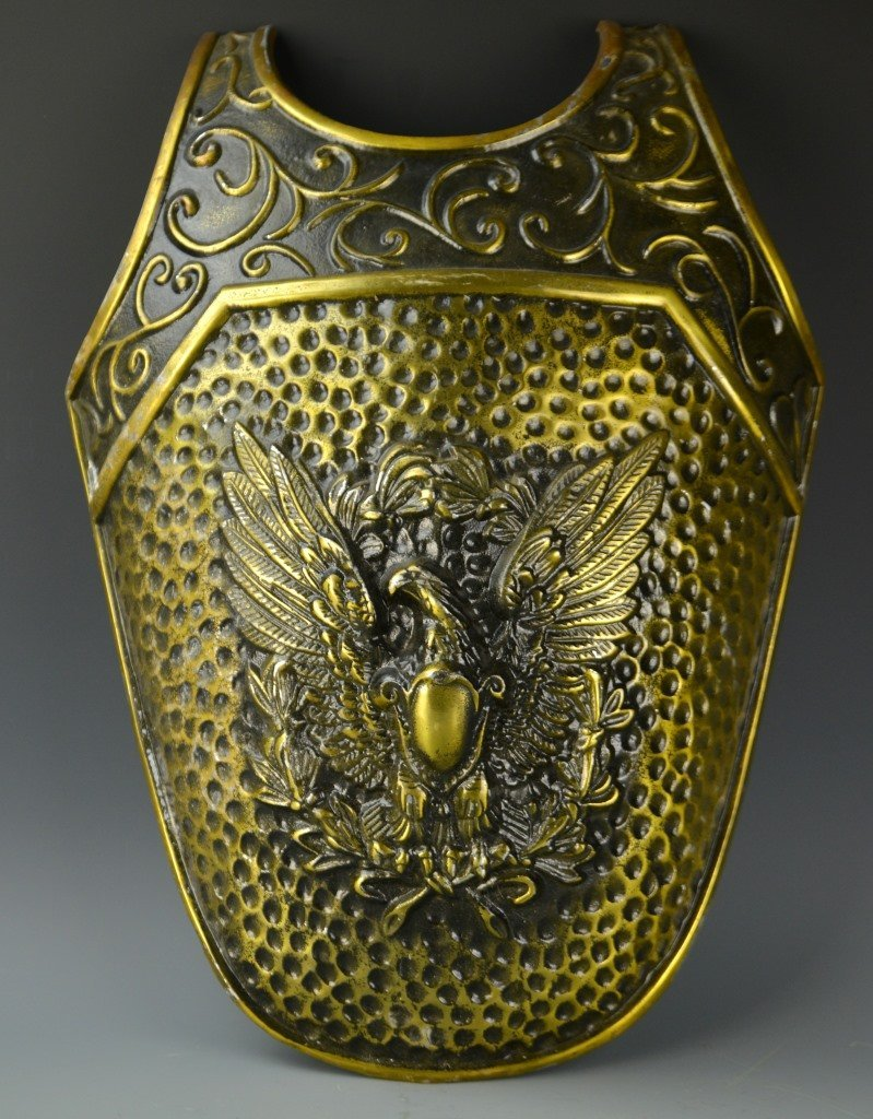 Metal Breast Plate