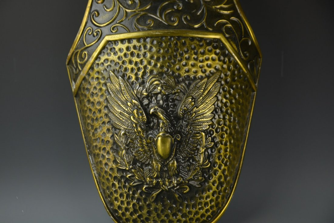 Metal Breast Plate - 2