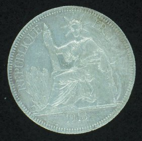 Chinese 1913 Silver Coin
