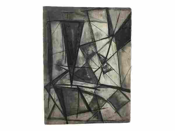 Louis Atlas study Hofmann student NY 1950