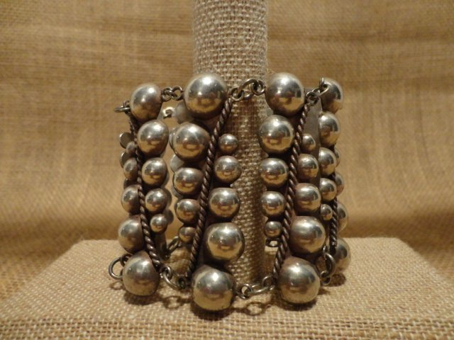 Mexican Modernist Bracelet