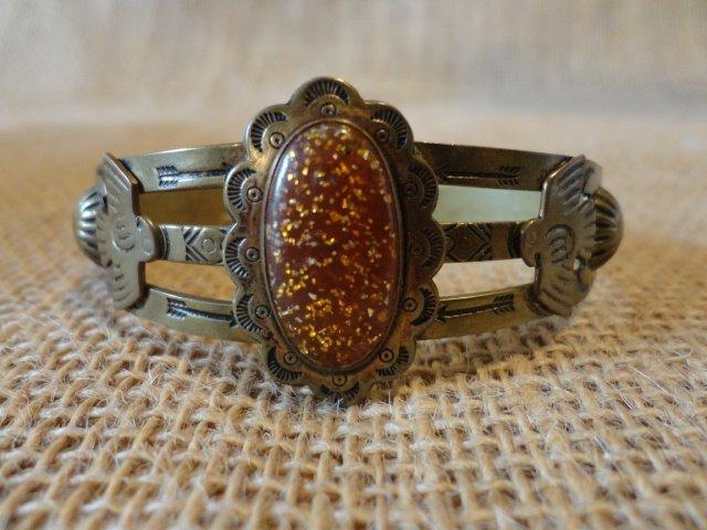 Brass Harvey Era Bracelet