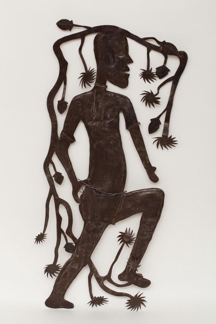 Gabriel Bien-Aime (Haitian) Male Figure