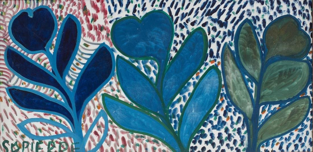 Toussaint St. Pierre (Haitian) Heart Fauna,
