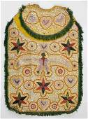 Sequin Carnival Cape (Haitian) Folk Art Haiti,