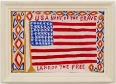 BF Perkins American USA American Flag