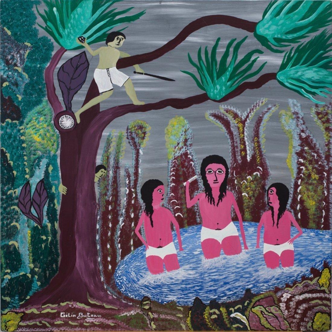 Gelin Buteau (Haitian/Village of Coteau, 1954-2000)