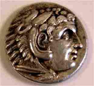 MACEDONIA, Alexander The Great (336-323