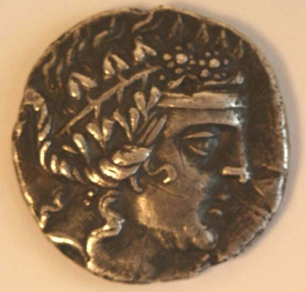1008: THRACIAN ISLANDS, Thasos (after 148 BC)