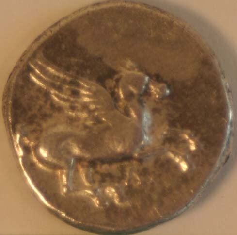 1009: CORINTHIA, Corinth (350-306BC) STATER.