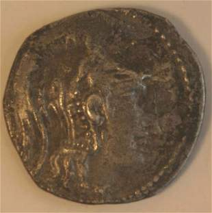 ATTICA, Athens (166-57BC) TETRADACHM. O