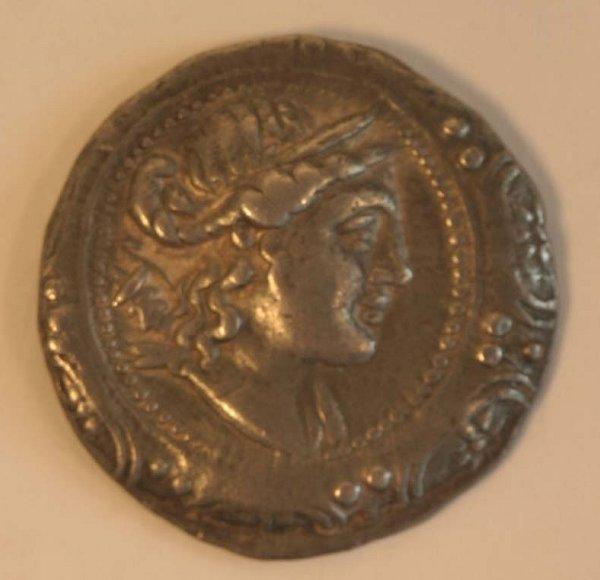 1018: MACEDONIA, Amphipolis (158-149BC) TETRA