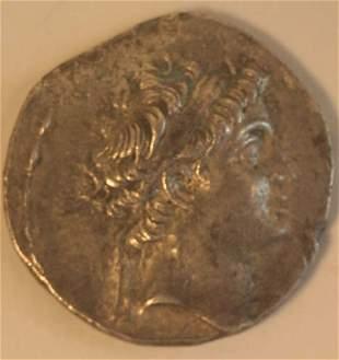 SYRIA, Demetrios II (145-140BC) TETRADR