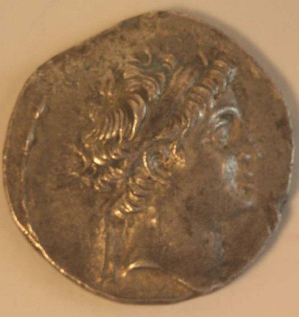 1019: SYRIA, Demetrios II (145-140BC) TETRADR