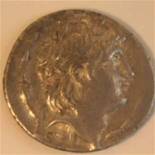 SYRIA Antiochos VII (138-129 BC) TE