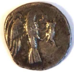 ELIS, Olympia (271-191BC) DRACHM. Obv.
